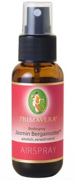 Primavera BioAirspray Jasmin Bergamotte* 30 ml