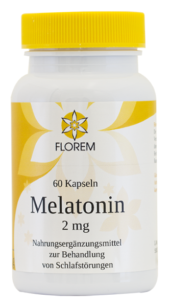 Melatonin 2 mg Kapseln