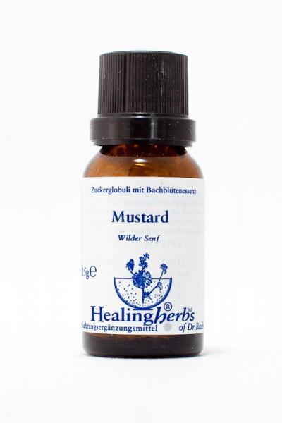 Healing Herbs - Mustard (Ackersenf) Globuli 15gr