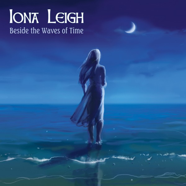 Findhorn - IONA LEIGH CD Beside the Waves of Time / Au bord des vagues du temps CD