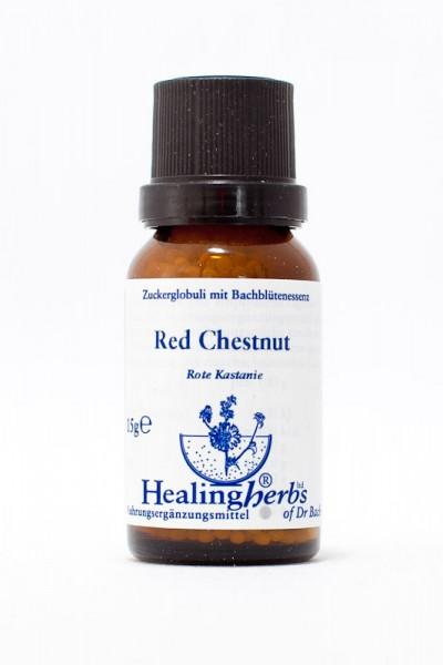 Healing Herbs - Red Chestnut (Rote Kastanie) Globuli 15gr