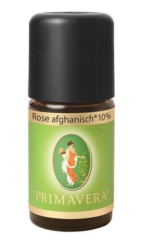 Rose d'Afghanistan bio 10% 5ml