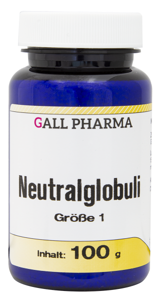 Neutralglobuli Größe 1
