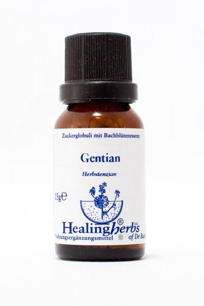 Healing Herbs - Gentian (Enzian) Globuli 15gr