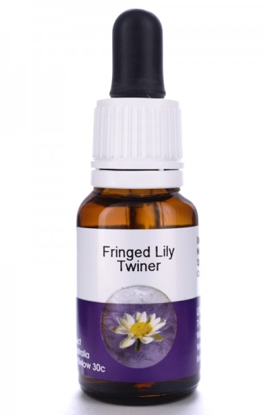 Living Essences Fringed Lily Twiner 15ml (MHD 10/14)