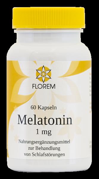 Melatonin 1 mg Kapseln