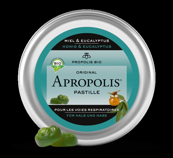 APROPOLIS Pastillen Eukalyptus & Honig 40gr