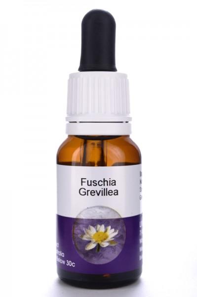 Living Essences Fuchsia Grevillea 15ml DLC 01.2021