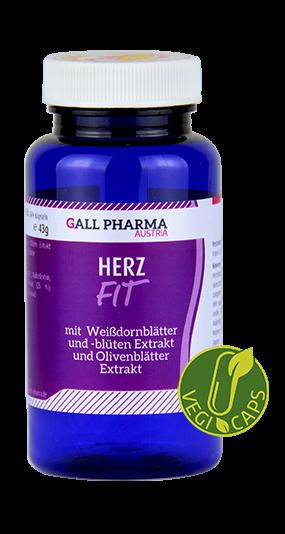 Gall-Pharma; Herz-Fit; Weissdorn; Oliven Extrakt; Herzgesundheit; Always-Fit