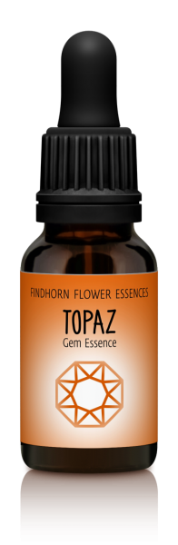 Findhorn - Topaz Gem Essence 15 ml - Topaz Edelstein Essenz