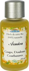 Biofloral - Huile bio d'Arnica 50ml