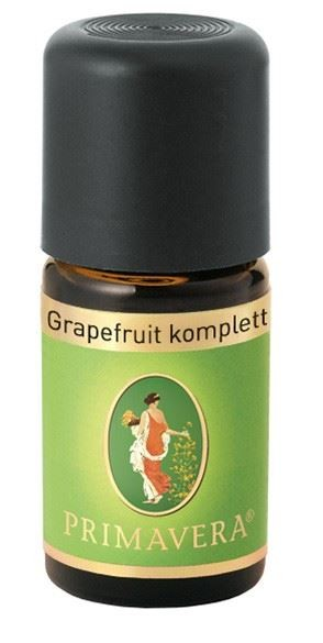 Primavera Grapefruit komplett 10ml