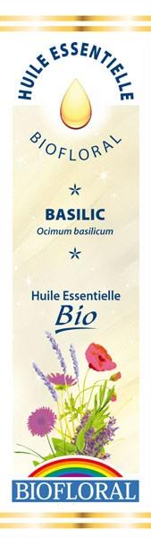 Biofloral - Basilic 10ml
