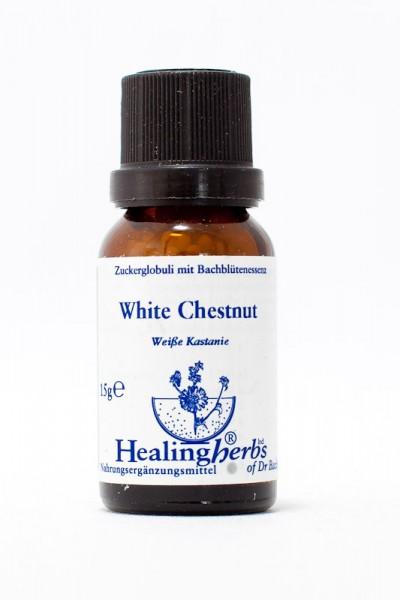 Healing Herbs - White Chestnut (Rosskastanie, Kastanie) Globuli 15gr
