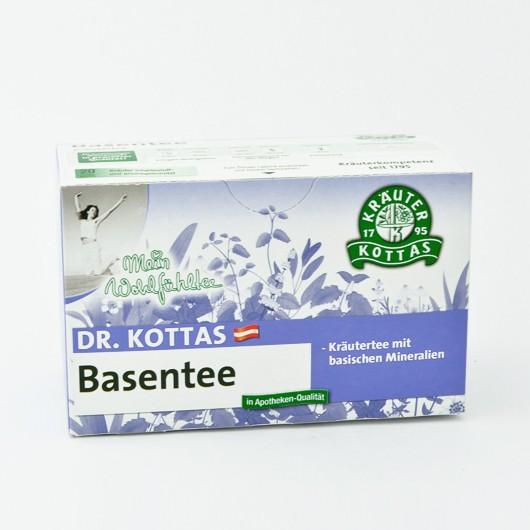 Dr. Kottas Basentee Filterbeutel 20St.