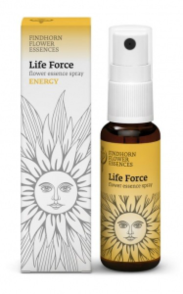 Findhorn - Life Force Oral Spray 25ml