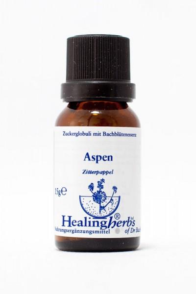 Healing Herbs - Aspen (Zitterpappel) Globuli 15gr