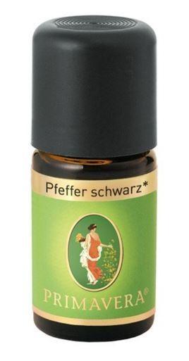 Primavera Pfeffer schwarz bio 5ml