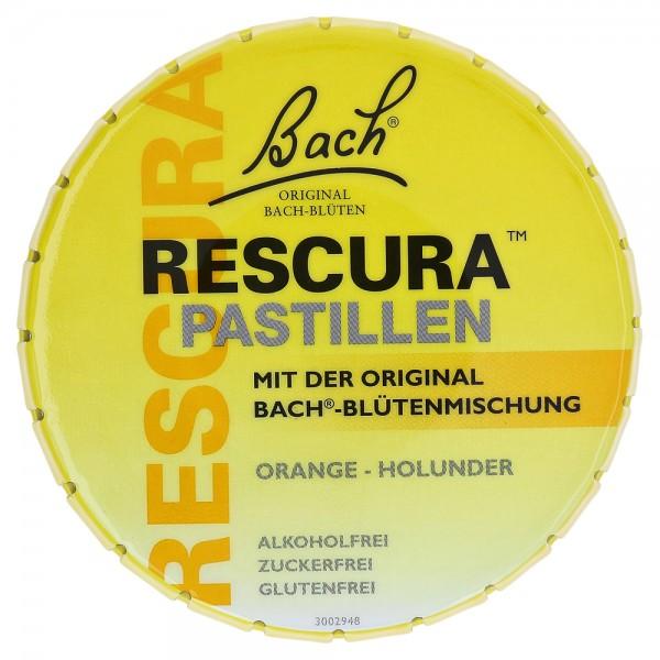 Bach Original Nelson Rescura Pastilles Orange-Sureau 50gr