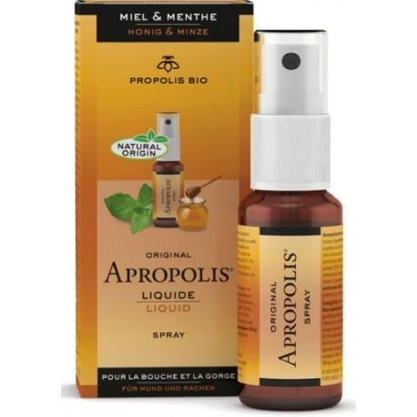 APROPOLIS Biospray 20ML Honig & Minze