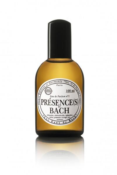 Eau de parfum Présence(s) de Bach 100ml