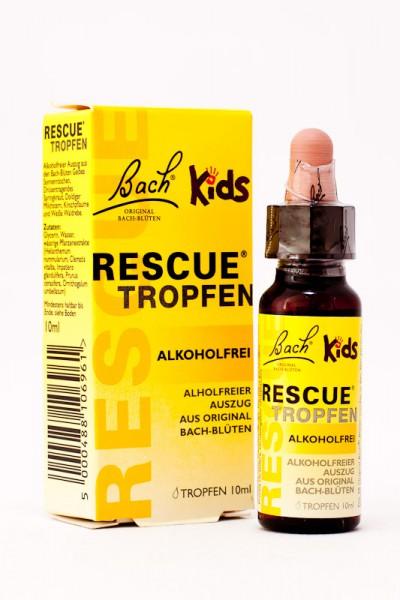 Bach Original Rescue Tropfen für Kinder 10ml alkoholfrei