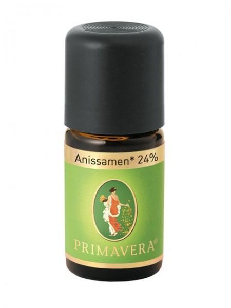 Primavera Anissamen bio 24% 5ml