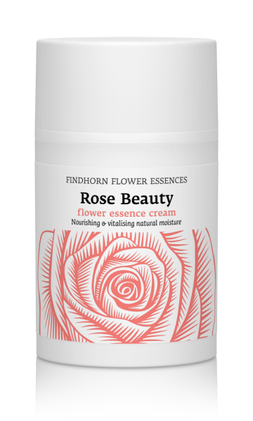 Findhorn - Rose Beauty Creme 50ml