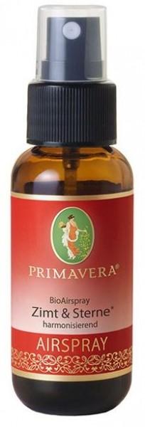 "Primavera Airspray Bio ""Cannelle & étoiles"" 30ml"