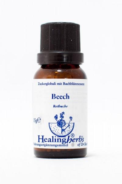 Healing Herbs - Beech (Rotbuche) Globuli 15gr