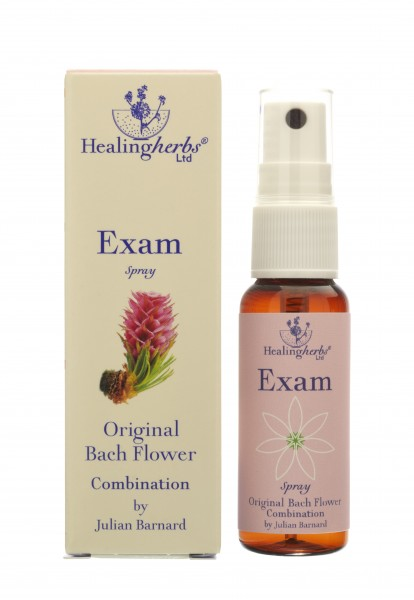 Healing Herbs - Exam Spray 25ml