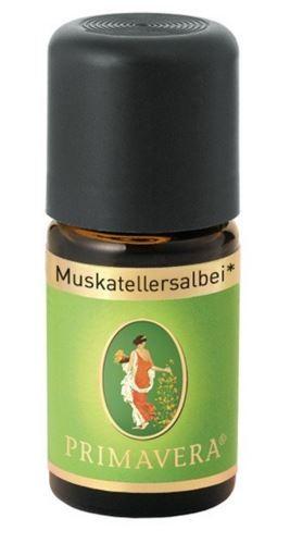 Primavera Muskatellersalbei bio 5ml