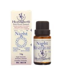 Healing Herbs - Night / Relax / Rest Globuli 15gr