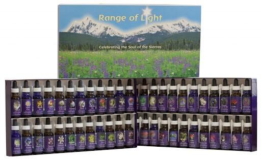 Kit professionnel Range of Light 7,5ml