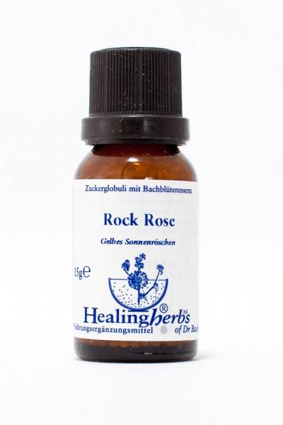 Healing Herbs - Rock Rose (Gemeines Sonnenröschen) Globuli 15gr