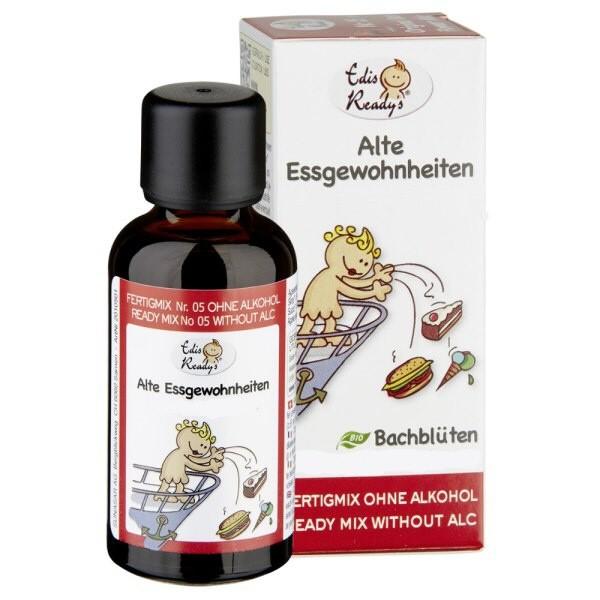 Edis Sirup - Alte Essgewohnheiten 50ml