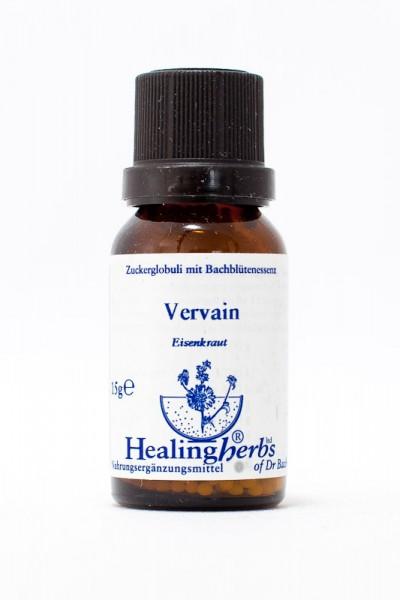 Healing Herbs - Vervain (Eisenkraut, Verbena) Globuli 15gr