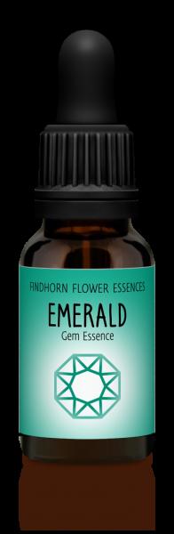 Findhorn - Emerald Gem Essence 15 ml - Smaragd Edelstein Essenz