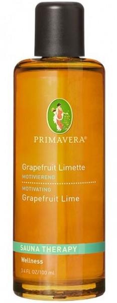 Primavera Aroma Sauna Grapefruit Limette* bio 100ml