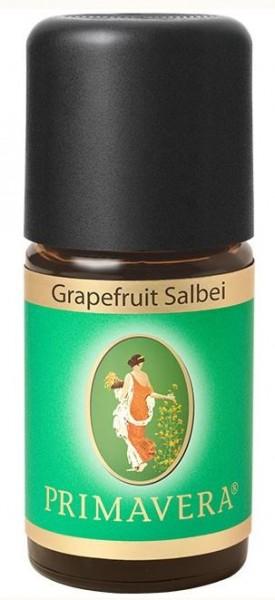 Primavera Grapefruit Salbei 5ml
