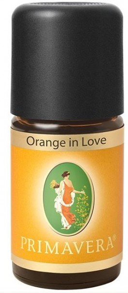 Primavera Orange in Love 5ml