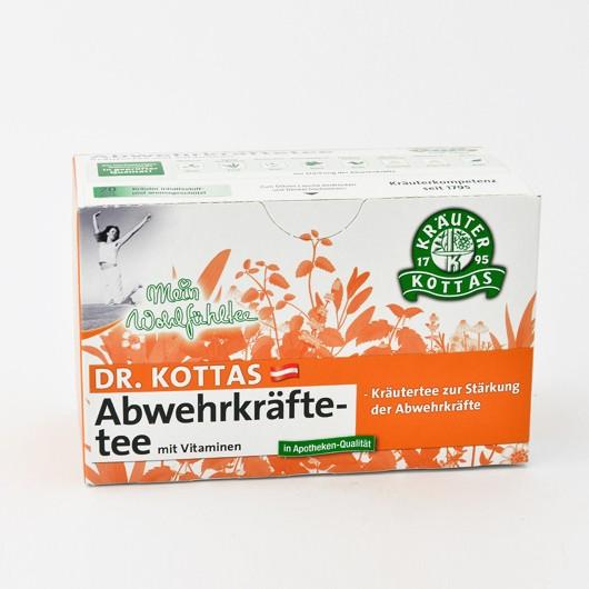Dr. Kottas Abwehrkräftetee Filterbeutel 20St.