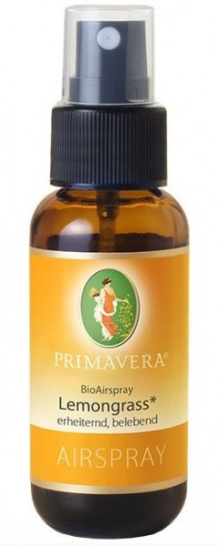 Primavera BioAirspray Lemongrass* 30ml