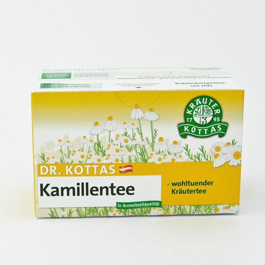 Dr. Kottas Kamillentee Filterbeutel 20St.