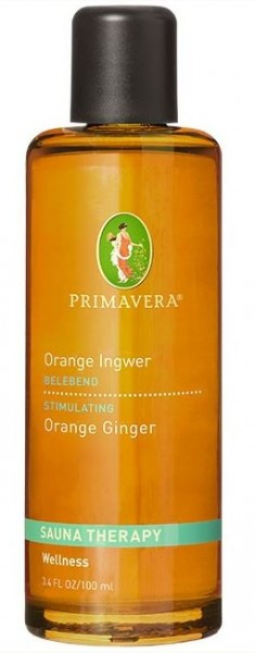 Primavera Aroma Sauna Orange Ingwer* bio 100ml