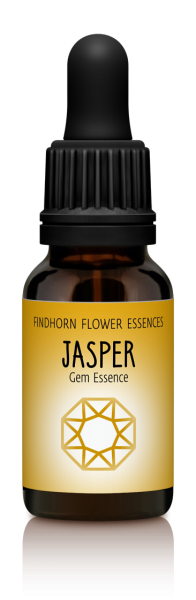Findhorn - Jasper Gem Essence 15 ml / Essence de pierre précieuse Jasper 15 ml