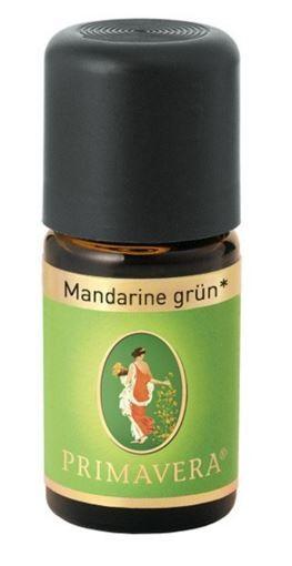 Primavera Mandarine grün bio 5ml