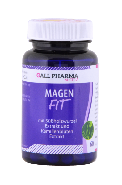 Magen-Fit GPH Kapseln