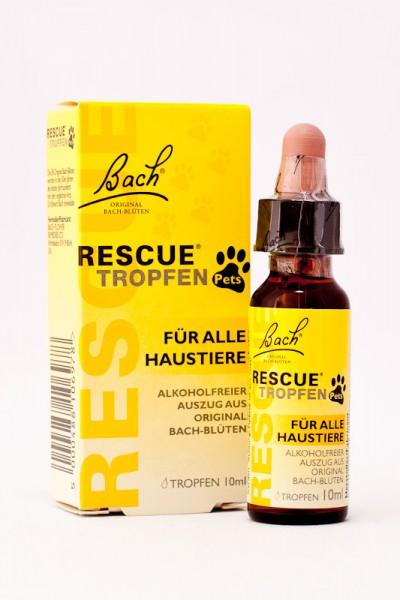 Bach Original - Rescue Tropfen für Haustiere 10ml
