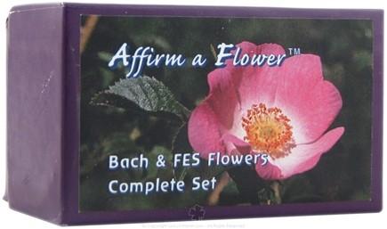 Kartenset Bach & FES Blüten